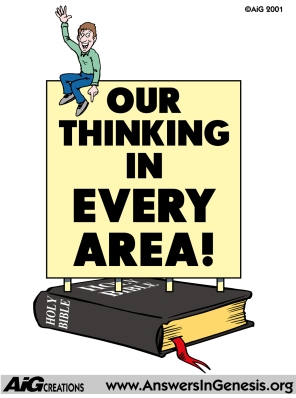 Our Thinking in Every Area