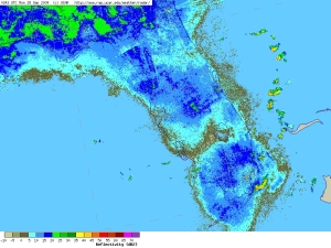 9-28-2009 Bird Radar