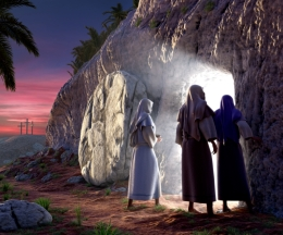Happy Easter – He IsAlive