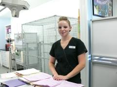 "National Aviary Hospital - Sarah the ""Bird Nurse"""