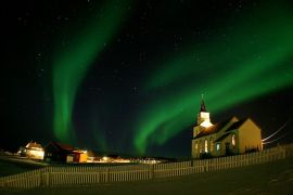 Northern Lights ©WikiC
