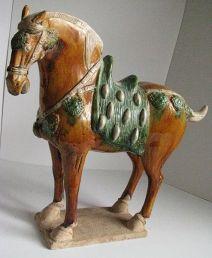 Horse- Ferghana War Horse©WikiC