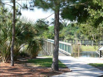 South Lake Howard Nature Park, Winter Haven, FL