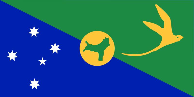 Flag of Christmas Island
