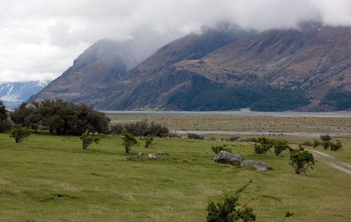 Tasman River by Ian