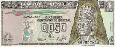 1989 Half Quetzal