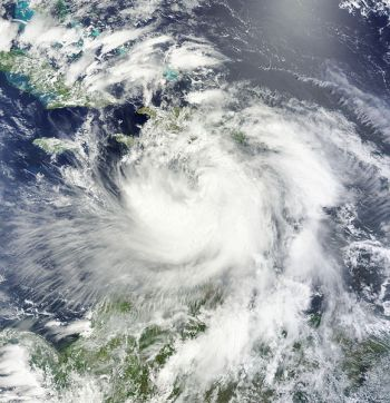 Isaac Aug 24, 2012 - Satellite