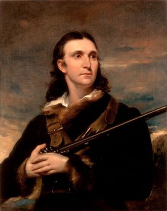 John James Audubon - Oil on canvas©WikiC (1826)