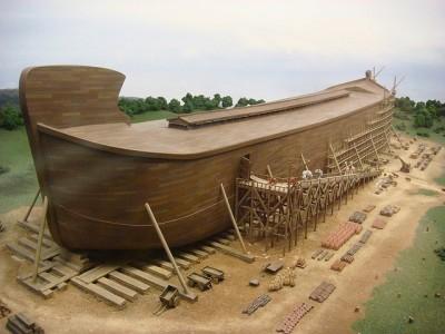 Noah's Ark ©©Flickr elmada