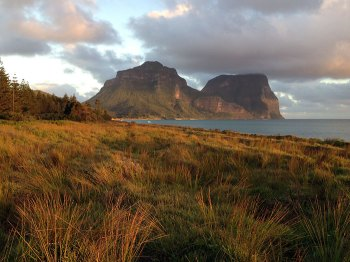 Lord Howe Island by Ian