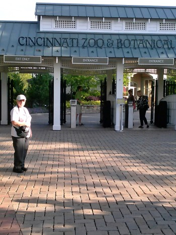Cincinnati Zoo from Phone