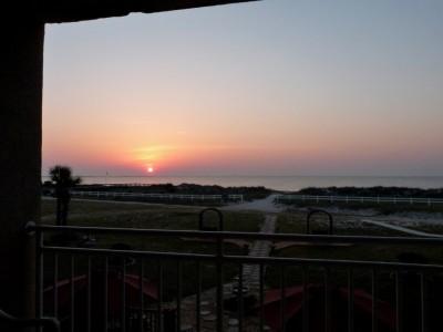 Sunrise at Mayport 5-23-14