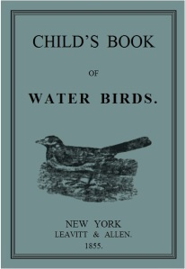 Child's Book of Water Birds - Book Cover