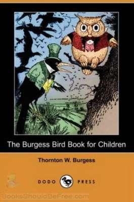 Burgess-Bird-Book-for-Children