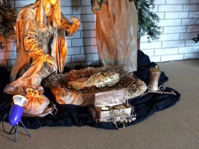 Christmas Decorations at Faith 2014