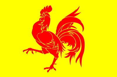 Flag of Wallonia