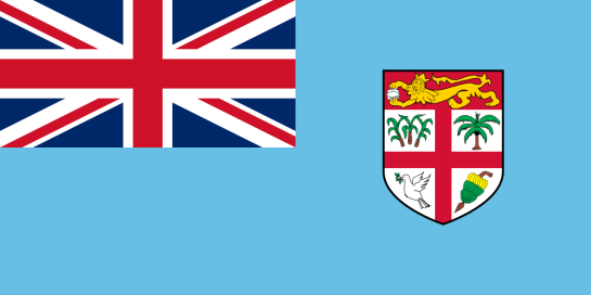 Flag of Fiji ©PD