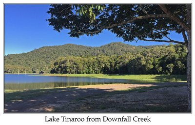 Lake Tinaroo by Ian