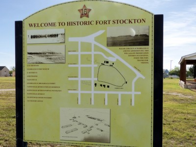 Welcome to Historic Fort Stockton