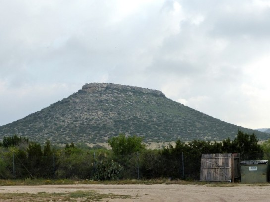 At Reststop TX