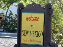 New Mexico Going West – Vacation