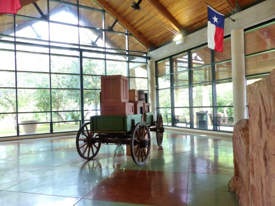 Texas Rest Area (2)