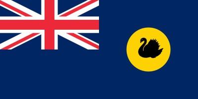 Flag that bird - Flag of Western Australia