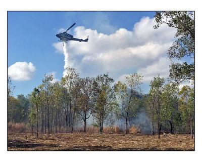 Fire Chopper by Ian