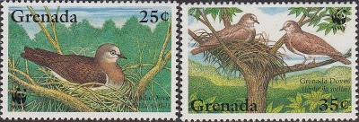 Grenada stamps 1