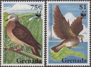 Grenada stamps 2