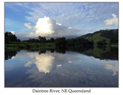 Daintree River NE Queensland