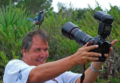 Photographers with animals 10
