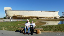 Birdwatching On Board the Ark Encounter – TheDoves