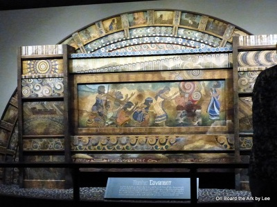 Mural on the Ark