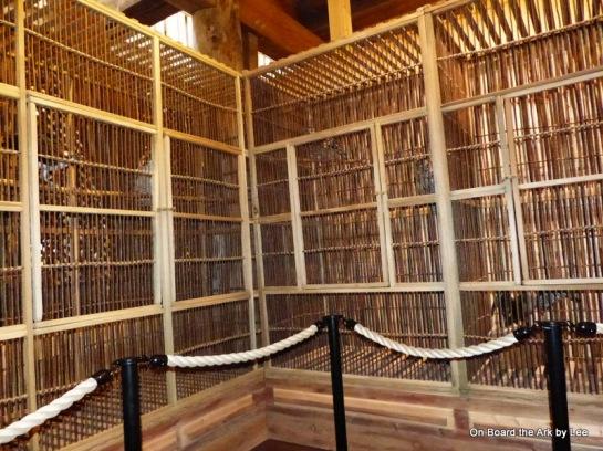 Bird Enclosures at the Ark Encounter
