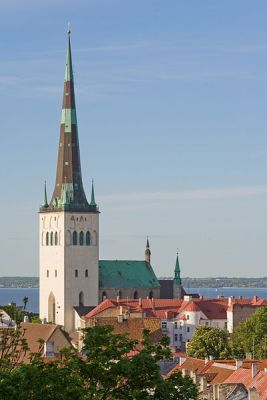 tallinn-olafkirk-olevistekirik-estonia