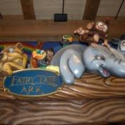 The Fairy Tale Ark Room by Dan