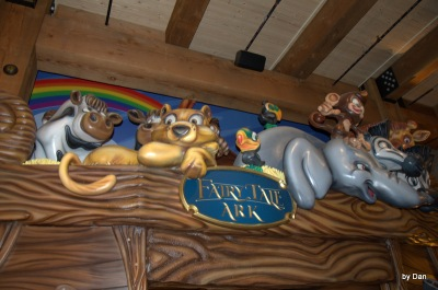 The Fairy Tale Ark Room by Dan