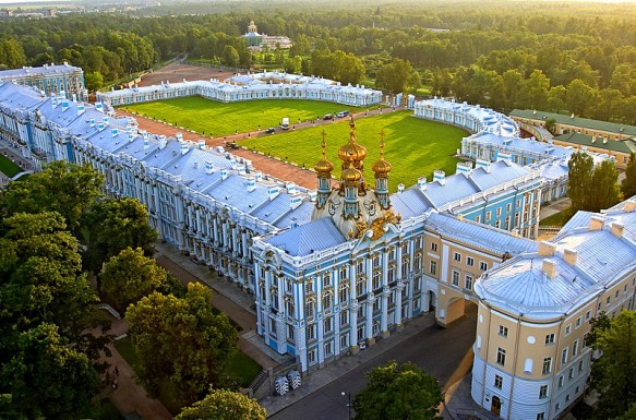 CatherinePalace-PushkinRussia.aerial-view