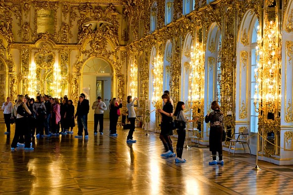 GrandHall-CatherinePalace.PushkinRussia