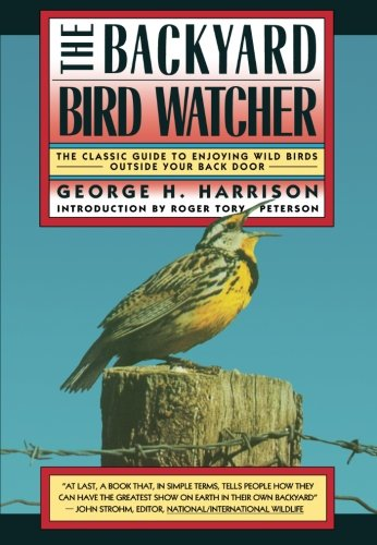 TheBackyardBirdWatcher.Harrison-book