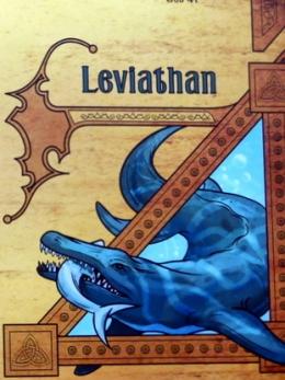 Leviathan – Not The Stuff OfLegends!