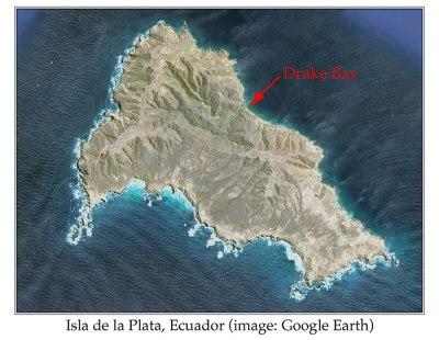 Isla de la Plata, Ecuador