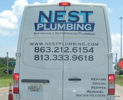 Nest Plumbing by Lee